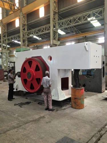 Automatic Impact Extrusion Press Machine, Sharma Machine