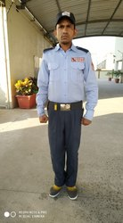 Security guards for residency