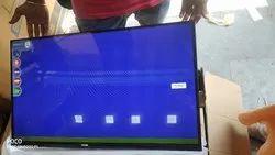 Crystal Black 32 Inch Frameless Full HD LED TV