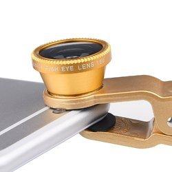 New Come 4 in 1 Mobile Phone Camera Zoom Lens