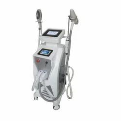 IPL Intense Pulse Light Laser ND YAG Laser Hair Machine