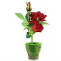 Red Artificial Rose Flower