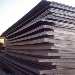 E-350 High Tensile Steel Plate