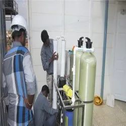 RO Water Treatment Membrane Cleaning & Service for Industrial