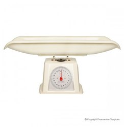 Pan Type Baby Weighing Scales With Plastic Pan