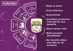 Disinfectant Tablet For Sanitization