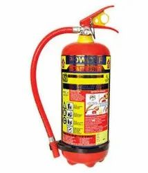 Powder Type Safe Pro Mild Steel BC Dry Powder Fire Extinguisher