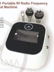Mini RF Face Device