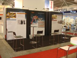 Modular Exhibition Gallery Stalls