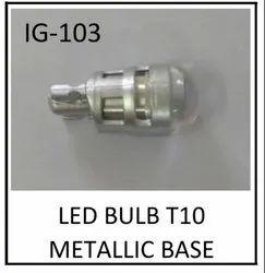 LED BULB T10 METALLIC BASE, LED Bulb Quality: High, LED Bulb Power: 12 W