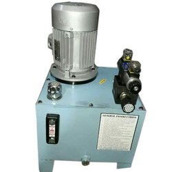Mild Steel Hydraulic Power Pack