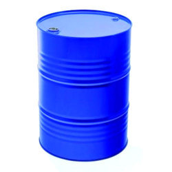 Blue Industrial MS Drum, Capacity: 200-250 litres
