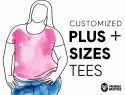 Plus Size T-Shirts