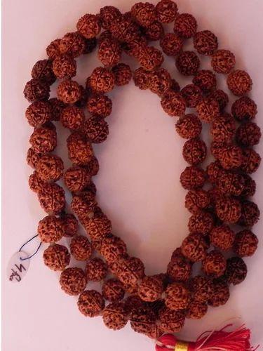 Rudraksha Malas - Rudraksha Mala - Nepal - 108 Beads - 4