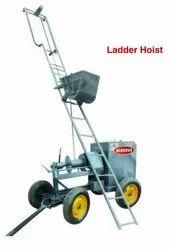 Ladder Lift, Capacity: 7/5 CFT