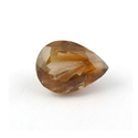 Golden Rutilated Quartz Cushion Cut Loose Gemstone
