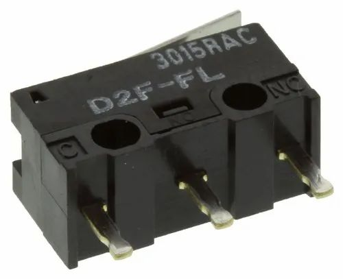 Snap Action Switches Subminiature Basic 10 pieces