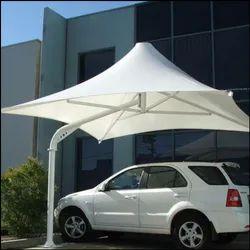 Car Parking Tensile Roof