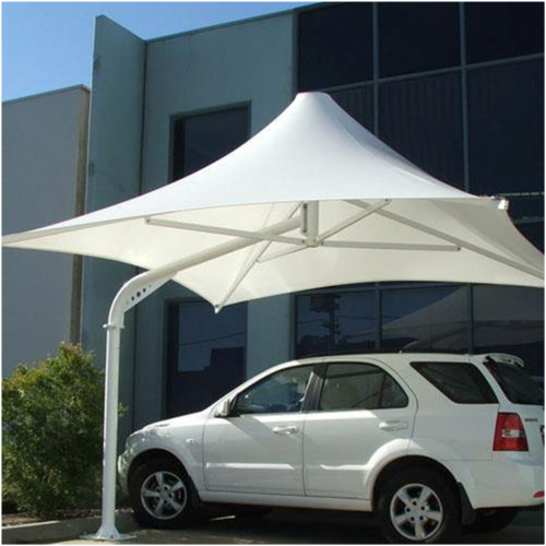 Car Parking Tensile Roof structure