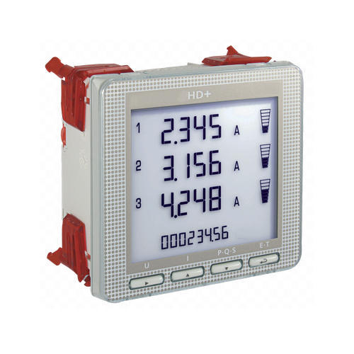 Three Phase Multifunction Meter, 210 V, for Industrial