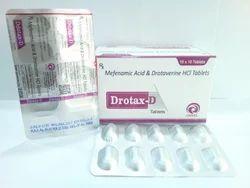 Mefenamic Acid & Drotaverine HCL Tab