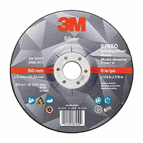 3m Silver Metal Grinding Wheel