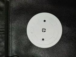 White Plastic Fan Round Sheet, Size: 7