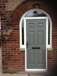 Glass Reinforced Plastic Doors