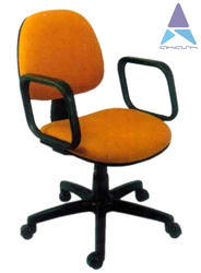 Mid Back Revolving Chair