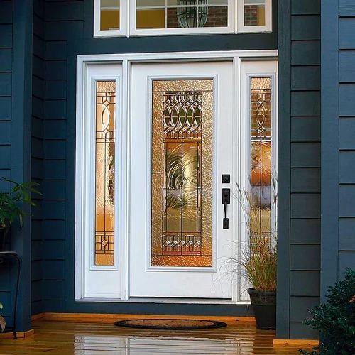 Decorative Front Door At Rs 9000 Piece