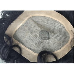 Mirage One Men French Lace Hair Patch