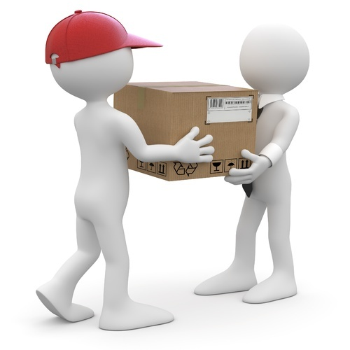 Hasil carian imej untuk parcel delivery