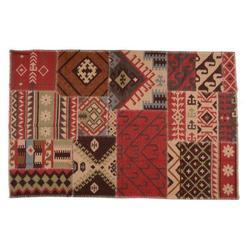 Suzani Wool Area Rug