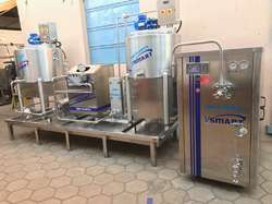 Ice Cream Making Unit