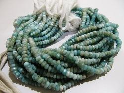 Genuine and Natural Larimar Beads