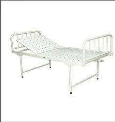 Standard Beds Isolation/ Quarantine Bed, Size: 3*6 Feet, Mild Steel