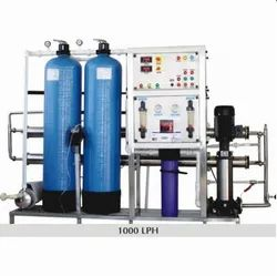 1000 LPH Water Purification Plant