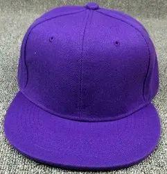 Plain Hiphop Cap