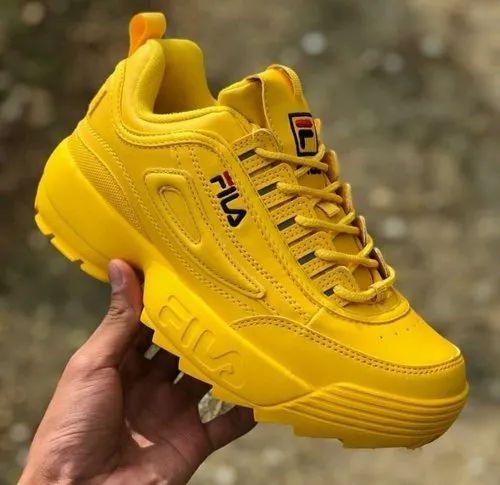 buy \u003e fila shoes for men yellow, Up to