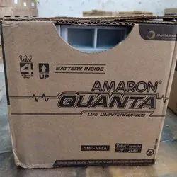 Amaron Quanta 12V- 26ah UPS Batteries