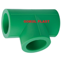 Gokul Ppr Reducing Tee, Size: 3/4 Inch