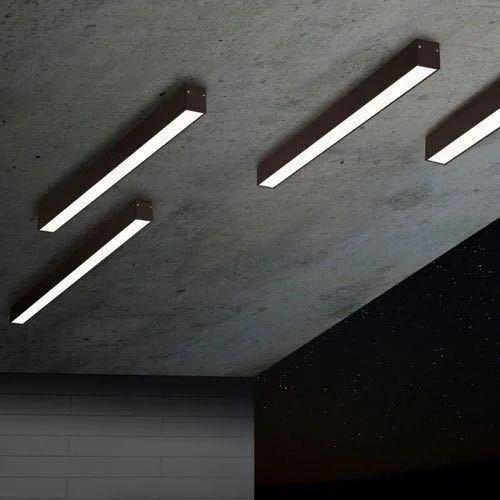 Red Arcitech Led Low Profile Ceiling Light Rs 1500 Feet Kompton Lighting Company Id 20410059097