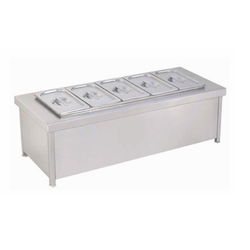 Table Top Bain Marie Counter