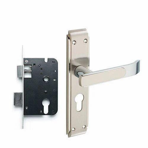 Stainless Steel Bedroom Cabinet Door Lock Rs 500 Piece Shyamshri Kitchen House Id 19049629362