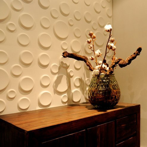 Decorative Wall Panels, 3d Wall Panel - Space Decorators, Pune   ID ...