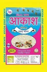 Aakash White Udad Dal, Packaging Size: 30kg