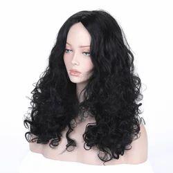 Fiber Hair Ladies Wig