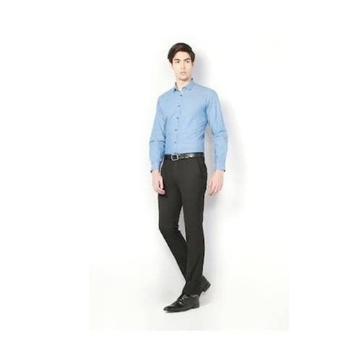 28a48fa7a7f Mens Cotton Plain Pant Shirt