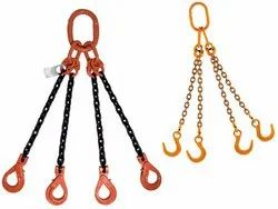 Link Chain & Chain Slings