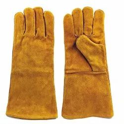 Large Leather Welding Gloves